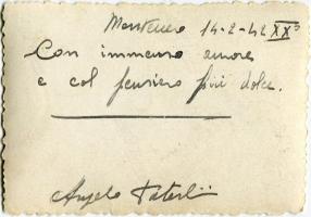 02.Angelo Paterlini a Montenero d'Idria 14.02.1942