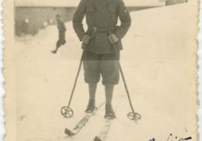 03.Angelo Paterlini a Montenero d'Idria 14.02.1942