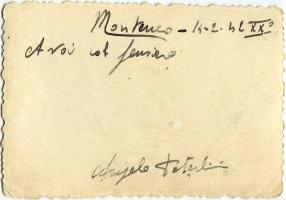 04.Angelo Paterlini a Montenero d'Idria 14.02.1942