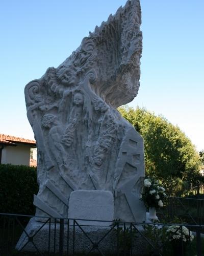 Monumento Eccidio di Bergiola Foscalina