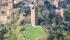 01.San Miniato-foto aerea Rocca e dintorni