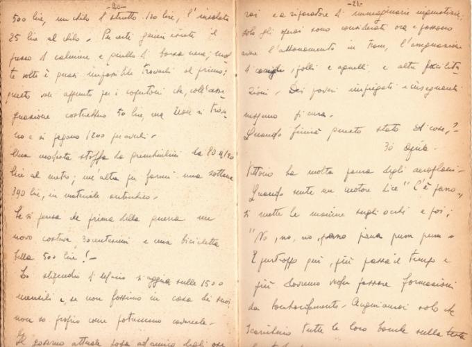 14.Daria Bertolani Marchetti - Pagine del diario