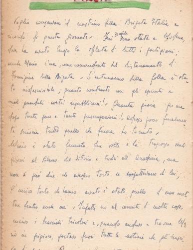33.Daria Bertolani Marchetti - Pagine del diario