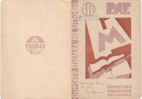 01.Elena Ottolenghi - Pagella 1937-1938