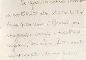 01.F.L. Wronowska - Nota di Ferruccio Parri