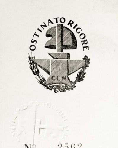 02.F.L. Wronowska - Tessera CLN Liguria