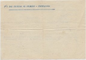 03.Gina Borellini - Documenti partigiani del marito