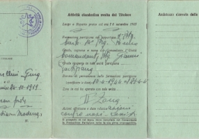 02.Gina Borellini - Documenti partigiani