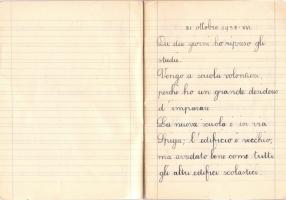 03.Gisella Vita Finzi - Diario scolastico 1938