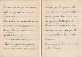 06.Gisella Vita Finzi - Diario scolastico 1938