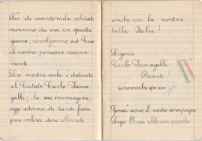 07.Gisella Vita Finzi - Diario scolastico 1938