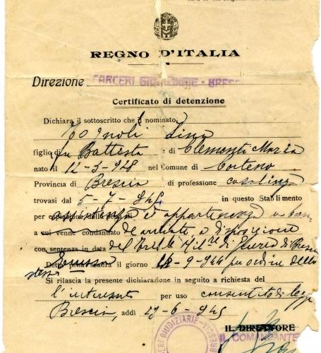 01.Lina Tognoli-Certificato di detenzione