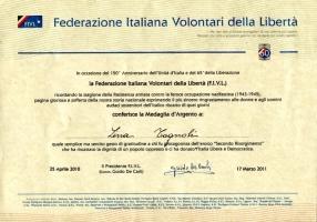 03.Lina Tognoli-Medaglia d'Argento della FIVL