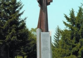 Monumento del Cristo a Monchio