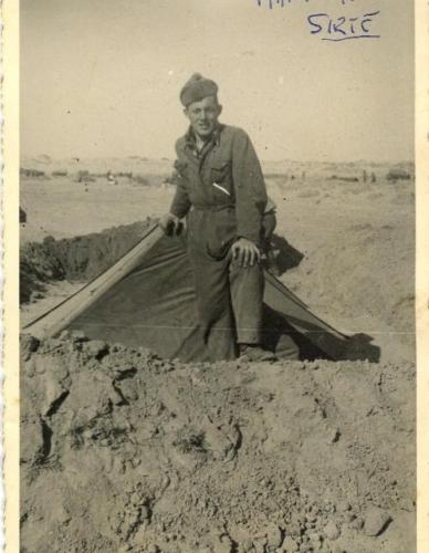 01.R. Cei a Sirte nel marzo 1941
