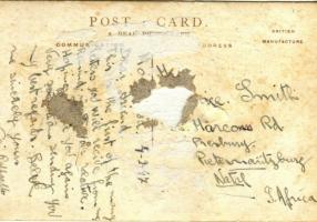 02.Cartolina per un amico in Sudafrica 04.02.47