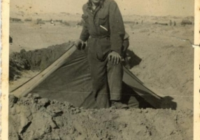 01.Fotografie a Sirte marzo 1941