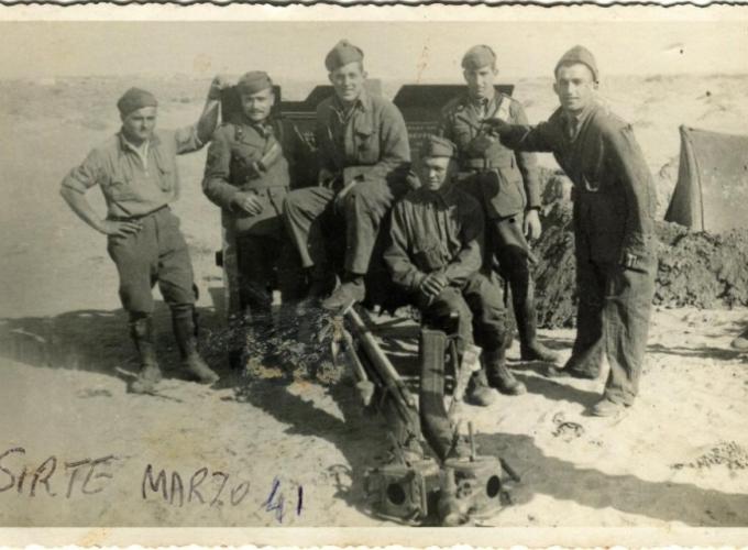 03.Fotografie a Sirte marzo 1941
