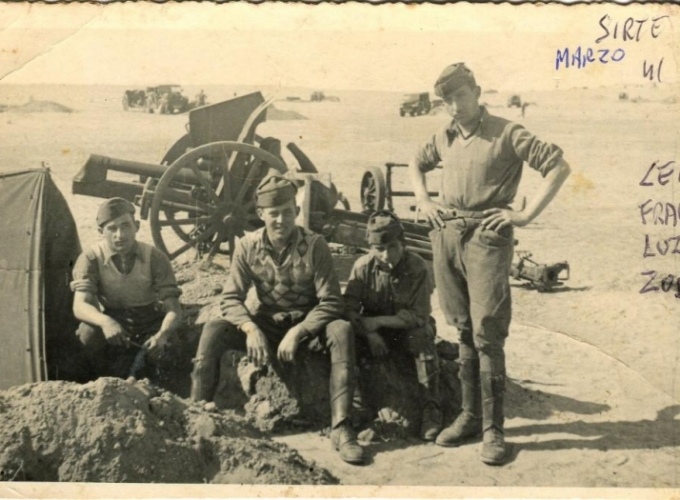 04.Fotografie a Sirte marzo 1941