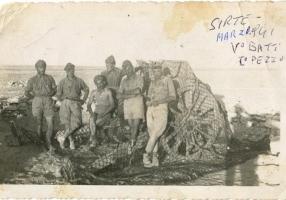 05.Fotografie a Sirte marzo 1941