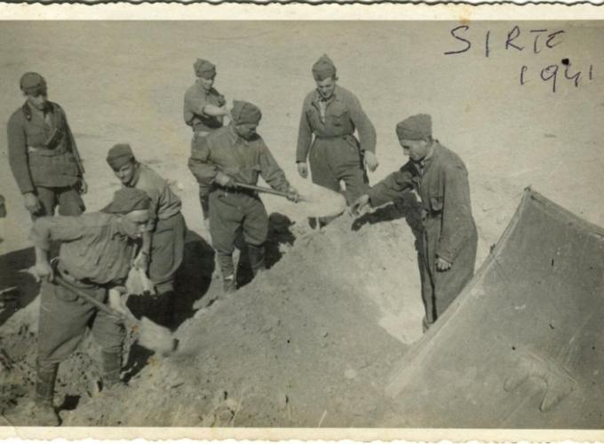 06.Fotografie a Sirte marzo 1941