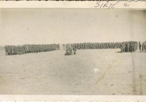 07.Fotografie a Sirte marzo 1941