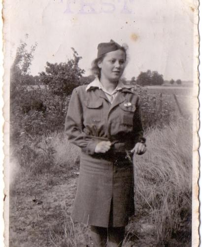 01.Vilma Braini - Foto 1947