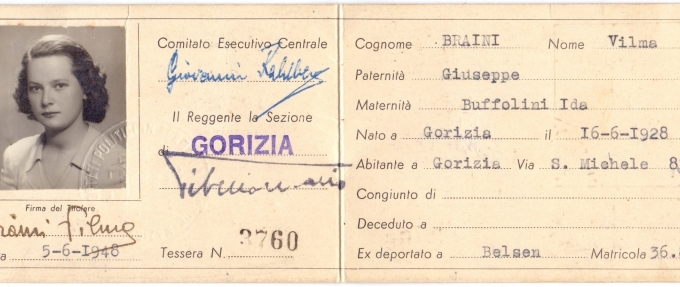 02.Vilma Braini - Tessera Aned 1948