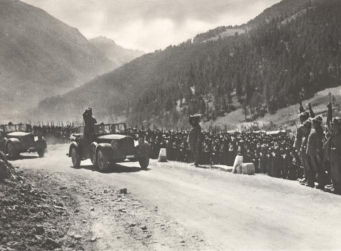 01.Visita del Duce 30.06.1940